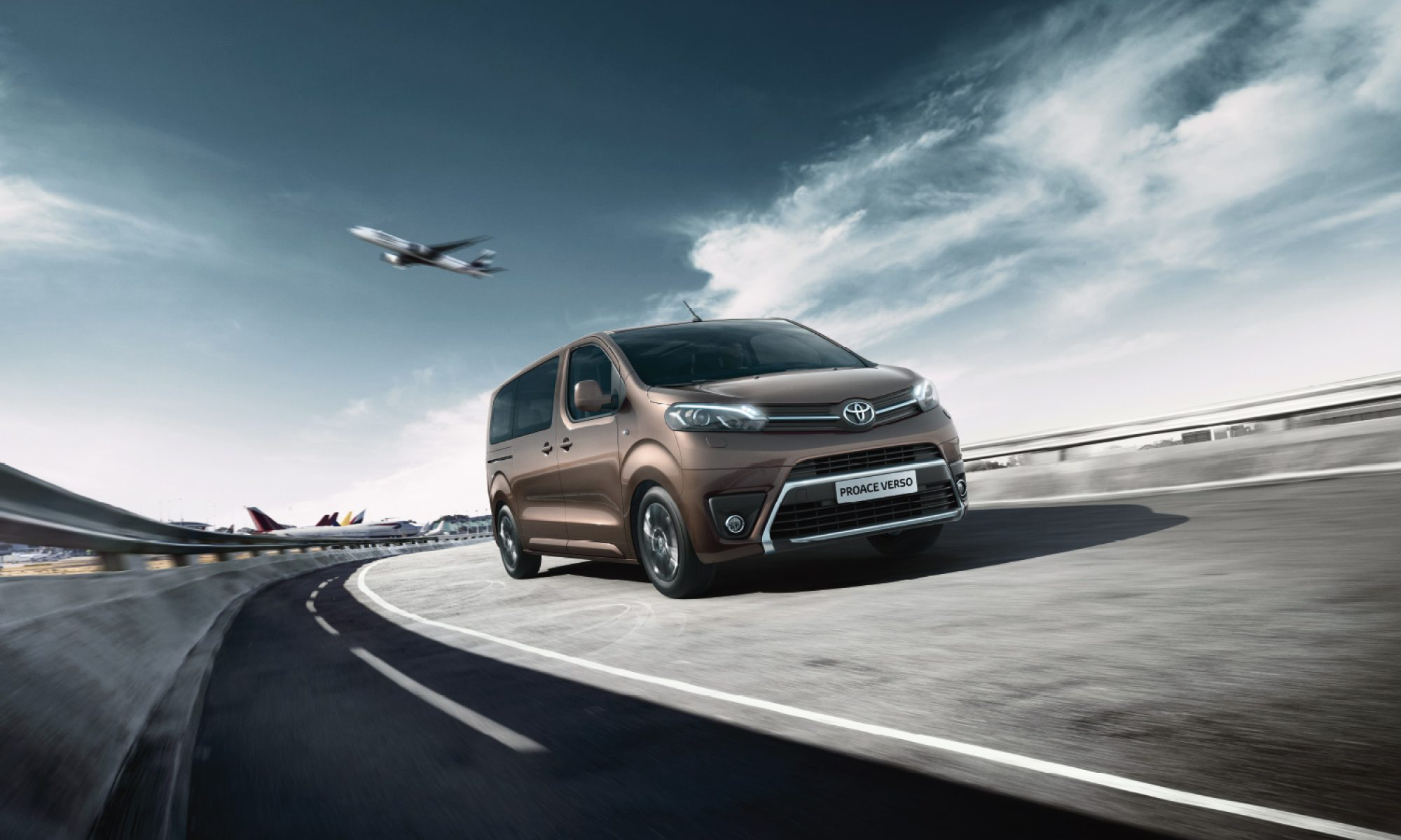 Toyota Proace Verso 2018